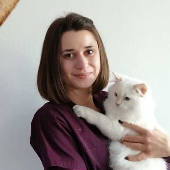 Diana Dudziak -  - Przychodnia weterynaryjna Royal Vet Zamość