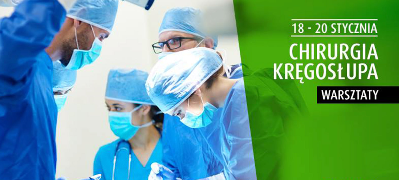 Chirurgia kręgosłupa - warsztaty Chirurgia kręgosłupa - warsztaty - Royal Vet - weterynarz Zamość