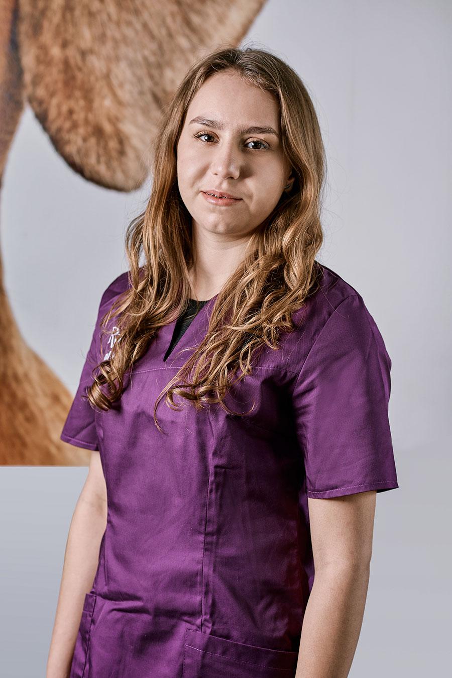 Klaudia Michalczuk -  - Przychodnia weterynaryjna Royal Vet Zamość