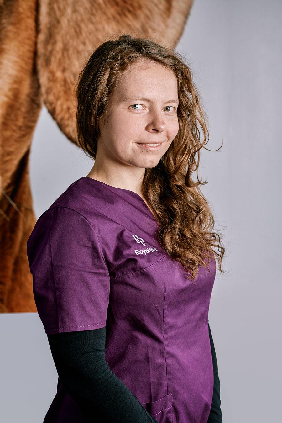Olga Gałat -  - Przychodnia weterynaryjna Royal Vet Zamość